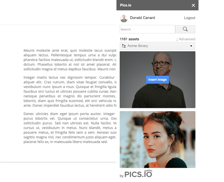 Why integrate Pics.io and Google Docs?
