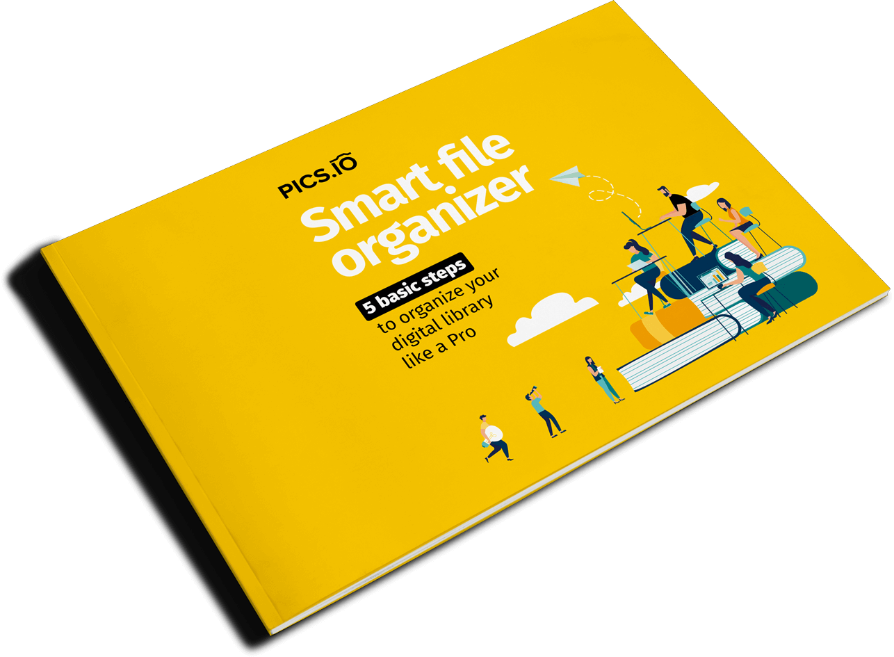 A complete guidebook for digital files organization | by Pics.io