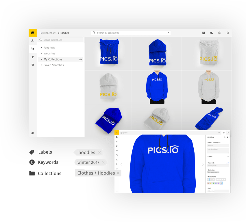 manage product images for retailers